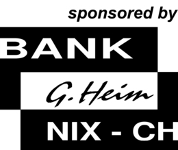 sponsored by BANK-G.Heim-NIX-CH