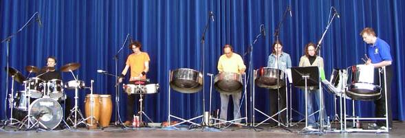 Selection: Steelband Festival Luzern 2006